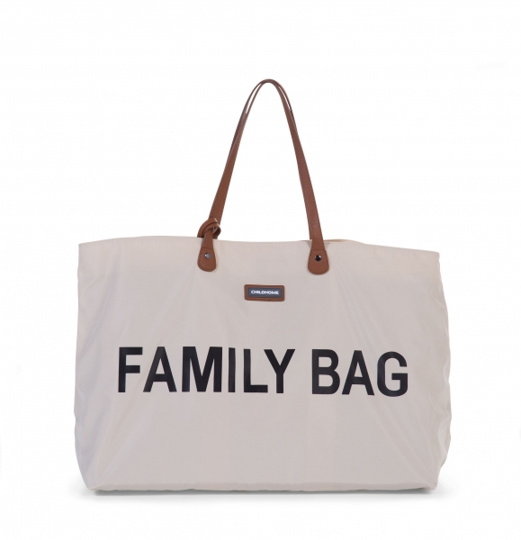 Family Bag beige von CHILDHOME | www.harmony-ambiente.at